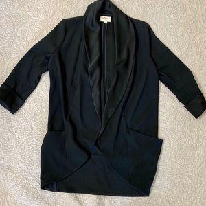 Black Wilfred chevalier jacket/blazer